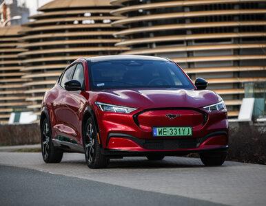 Jest cennik nowego Forda Mustanga. Mach-E od 216 120 zł