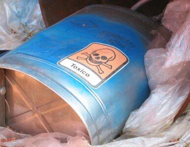 Zniszczono podziemną fabrykę broni chemicznej