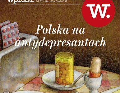 """Najnowszy """"Wprost"""": Polska w depresji, przemoc na TikToku, spowiedź..."""
