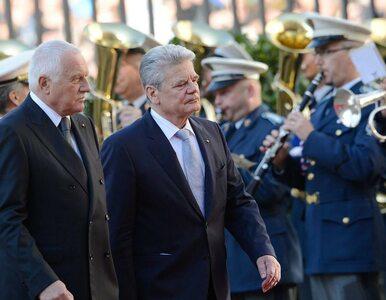 Gauck: musimy pamiętać o niemieckiej odpowiedzialności za masakrę w 1942...