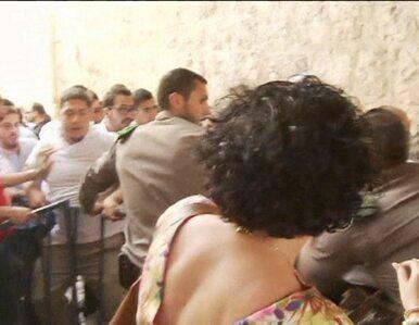 Izrael: Chrześcijanie zatrzymani przed Bazyliką Grobu Pańskiego