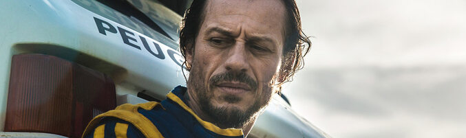 """kadr zfilmu """"Italian Race"""" (2016)"""