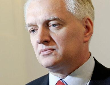 Gowin o Macierewiczu: Kompetencji nie odmawiają mu nawet wrogowie