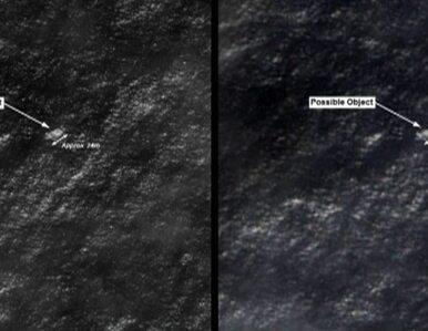 Kiepska widoczność utrudnia poszukiwania boeinga u wybrzeży Australii