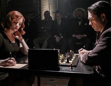 """Efekt """"Gambitu królowej"""": Polacy oszaleli na punkcie szachów. """"Takiego..."""