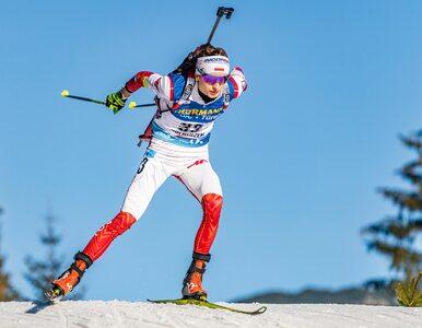 Polka mistrzynią Europy w biathlonie! Wielki sukces Hojnisz-Staręgi