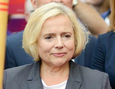 Wanda Nowicka: W Sejmie VII kadencji byłam posłanką, w Sejmie IX...