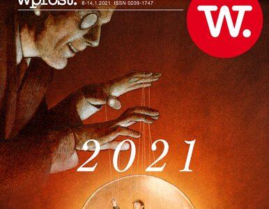 """Co przyniesie 2021? Nowe wydanie """"Wprost"""" z prognozami na ten rok"""