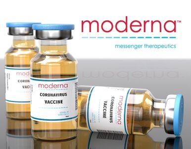Jest decyzja w sprawie dopuszczenia szczepionki Moderny dla dzieci w...