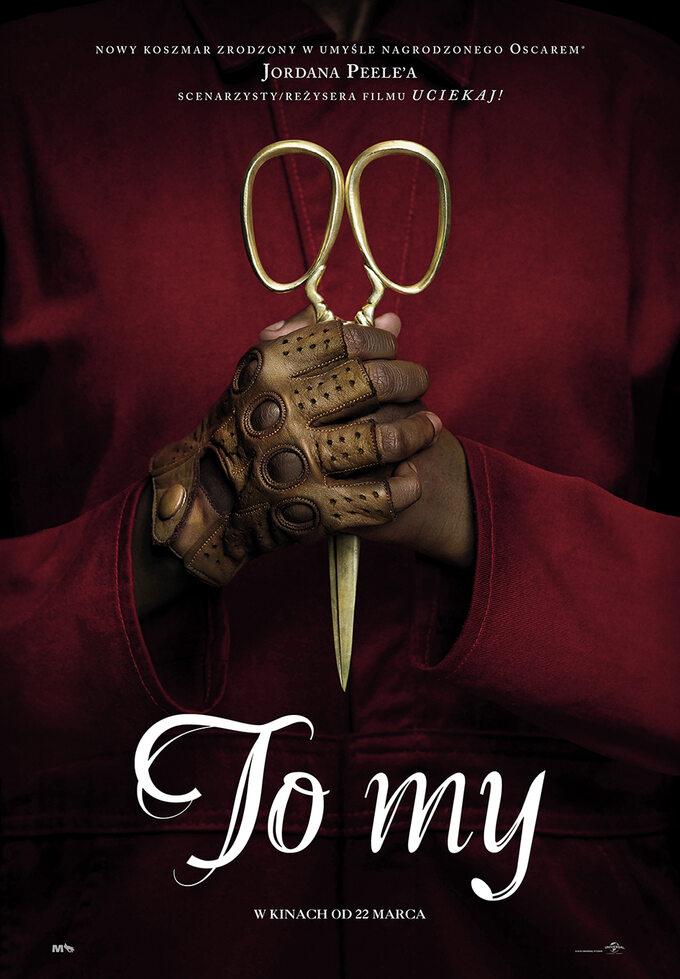 "plakat filmu ""To my"" (2019)"