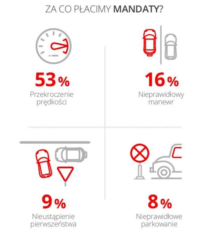 Wyniki badań dotyczących kierowców