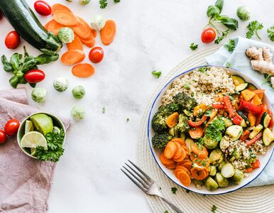 Jak zwalczać niedobory żywieniowe na diecie wegańskiej?