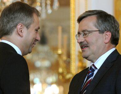 """Napieralski chce """"widocznych kar dla posłów"""". Tusk nie przyjechał do Pałacu"""