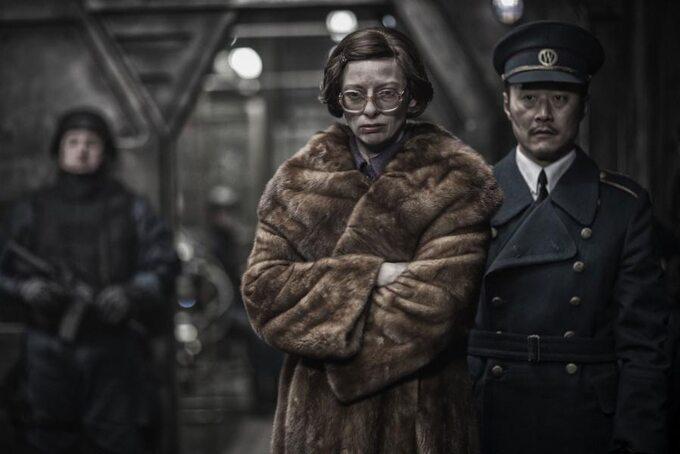 """Kadr zfilmu """"Snowpiercer: Arka przyszłości"""" / """"Snowpiercer"""" (2013)"""