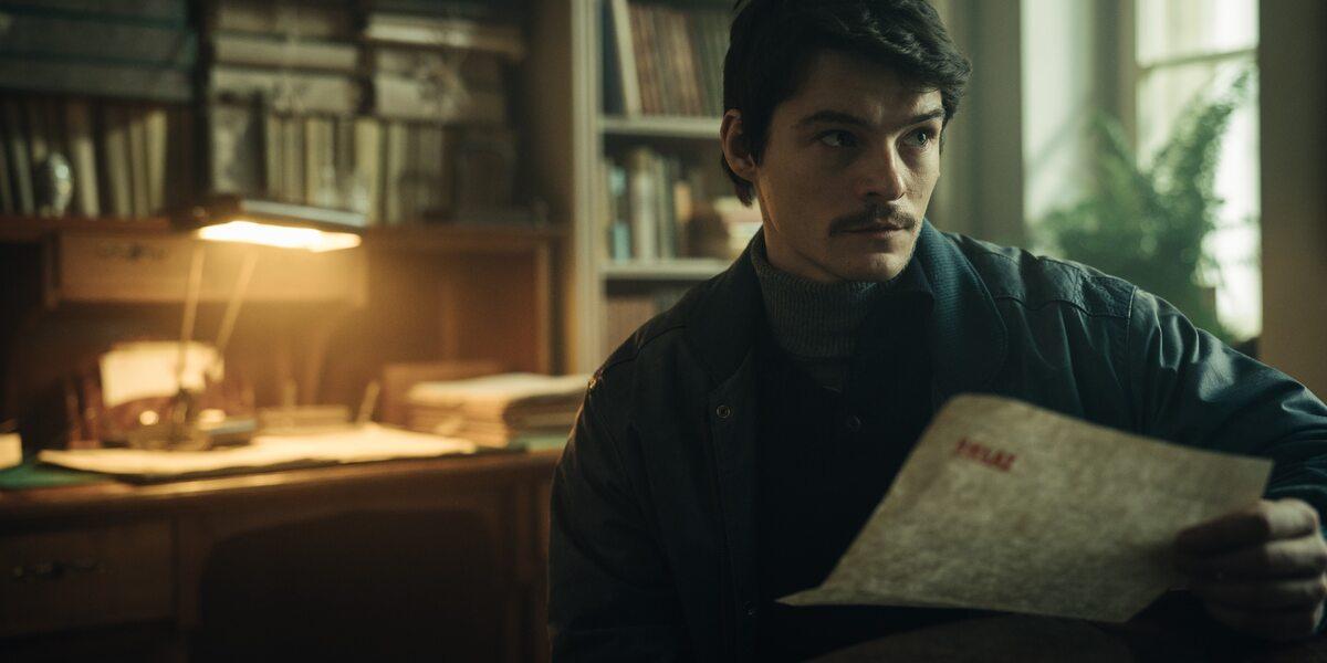 """Kadr z filmu """"Hiacynt"""""""