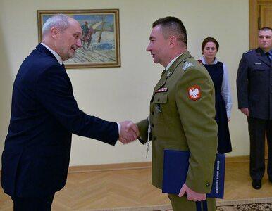 Antoni Macierewicz powołał generała Leszka Surawskiego na I zastępcę...
