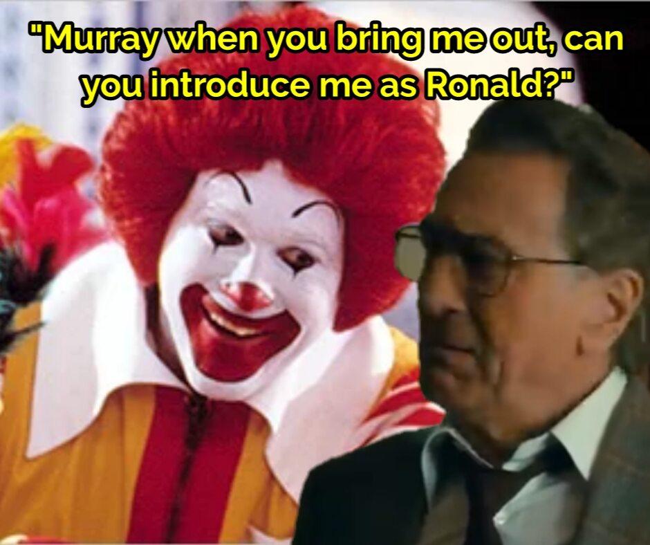 Ronald McDonald - najstraszniejszy z klaunów