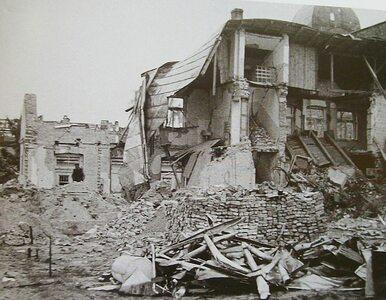 """""""Przerażająco piękny widok! Na dole widzę dziki chaos"""". Niemiecki atak..."""