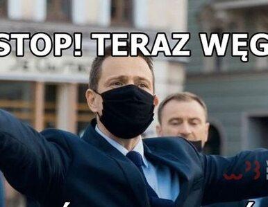 """Trzaskowski """"nękał"""" DJ'a i się doigrał. Wysyp memów żartujących z..."""