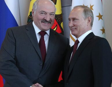 """Otrucie Aleksieja Nawalnego. """"Kreml bierze się za białoruskich wasali"""""""