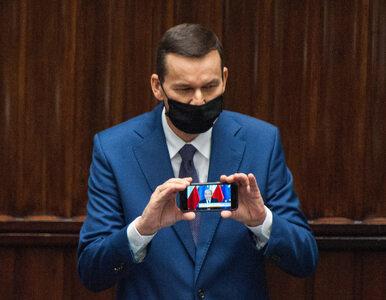 Awantura w Sejmie. Budka kontra Morawiecki. Premier kontruje i pokazuje...