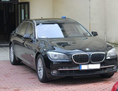 """""""Fakt"""": Rząd planuje zakup 308 nowych limuzyn. Trafią m.in. do MON i MSZ"""