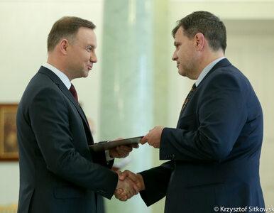 Mariusz Muszyński powołany przez prezydenta na wiceprezesa TK