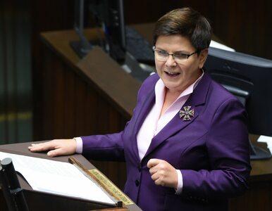 """Politycy opozycji krytykują PiS za zmianę premiera. """"Poniżali Szydło..."""