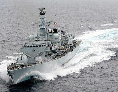 Rosyjski okręt zakłócił manewry NATO. Brytyjczycy ruszyli w pościg