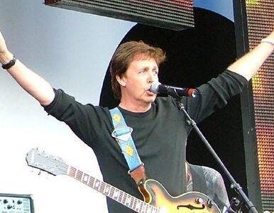 Paul McCartney wziął ślub po raz trzeci