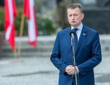"""Mariusz Błaszczak o """"odstraszaniu rosyjskiej agresji"""". """"Polska ma..."""