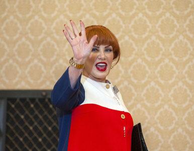 Georgette Mosbacher: jak lwica nowojorskich salonów uczyła się rozmawiać...