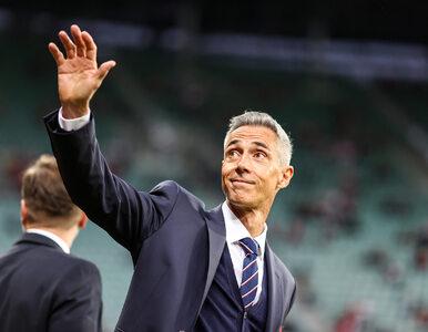 Zagraniczny klub zainteresowany Paulo Sousą. Portugalczyk mógłby zmienić...