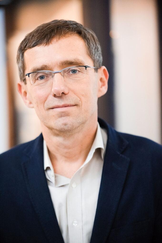 Poseł Krzysztof Ostrowski