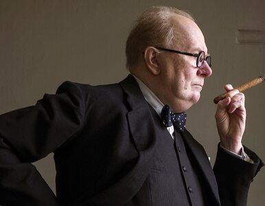 """Gary Oldman ponownie wcieli się w Winstona Churchilla. Za """"Czas mroku""""..."""