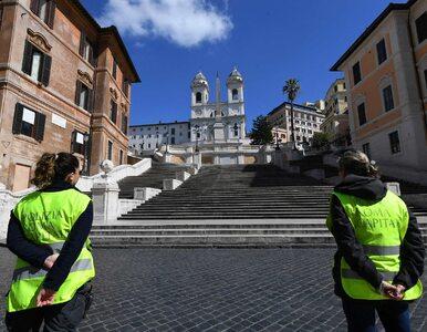 Włochy. Wyleczono już 28 tysięcy chorych. Od środy jest ich o prawie dwa...