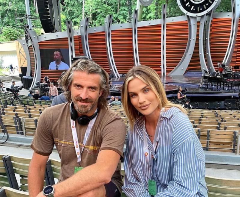 Karolina Gilon i Maciej Dowbor
