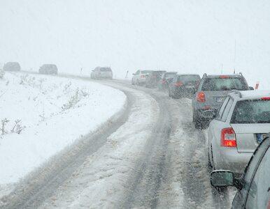 IMGW ostrzega przed zimową pogodą. Alerty drugiego i pierwszego stopnia