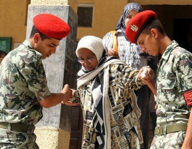 """UE zadowolona z wyborów w Egipcie. """"Respektujcie demokrację"""""""