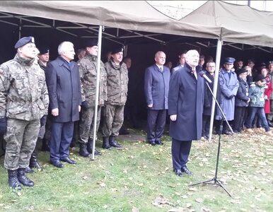 Antoni Macierewicz: Dziś możemy się już czuć bezpiecznie