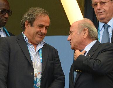 Platini nie będzie kandydował na szefa FIFA