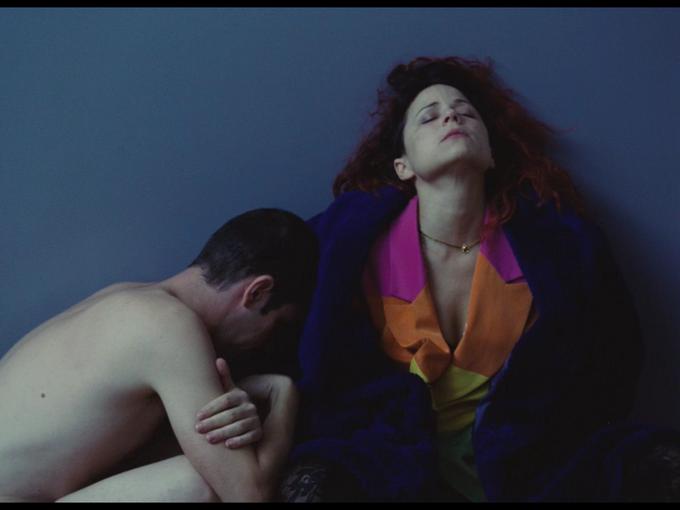 """kadr zfilmu """"Na zawsze Laurence"""" (2012)"""