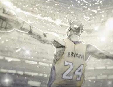 Kobe Bryant był laureatem Oscara. Zobaczcie animację, za którą otrzymał...