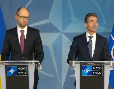 """NATO przyjmie kolejnych członków? """"Każdy, kto..."""""""