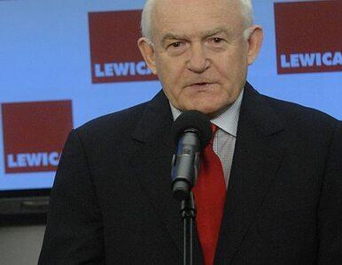 Miller: pomnik dla generała Jaruzelskiego