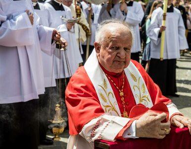 Kardynał Stanisław Dziwisz bez kary Watykanu? Nieoficjalne ustalenia