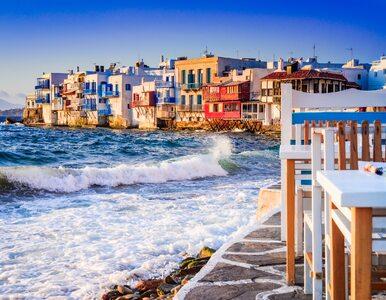Grecka wyspa wprowadza ograniczenia. Pojawi się godzina policyjna