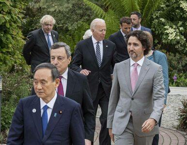 Szczyt G7. Uczestnicy zobowiązali się do walki z pandemią i odbudowy...
