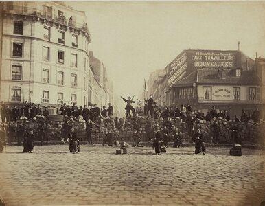 150 lat temu upadła Komuna Paryska. Rewolucyjny zryw inspirował lewicę...