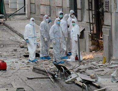 Grecja: Wybuch bomby przed biurem Federacji Greckich Przemysłowców
